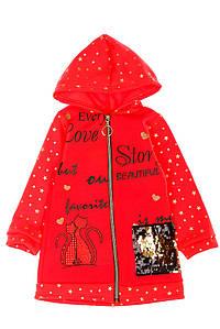 Батник для девочек 120PKTN6411 junior (Розовый)