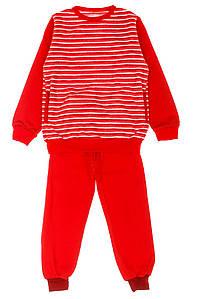 Пижама 120PKL009 junior (Красно-белый)