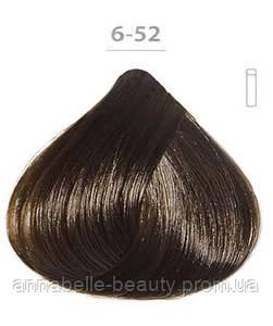 Стойкая гелевая краска DUCASTEL Subtil Gel 6-52- тёмный блондин красное дерево перламутровый, 50 мл