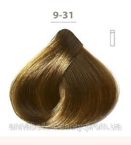 Стойкая гелевая краска DUCASTEL Subtil Gel 9-31- очень светлый блондин золотистый пепельный, 50 мл