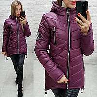 Куртка женская, арт.300, цвет - марсала