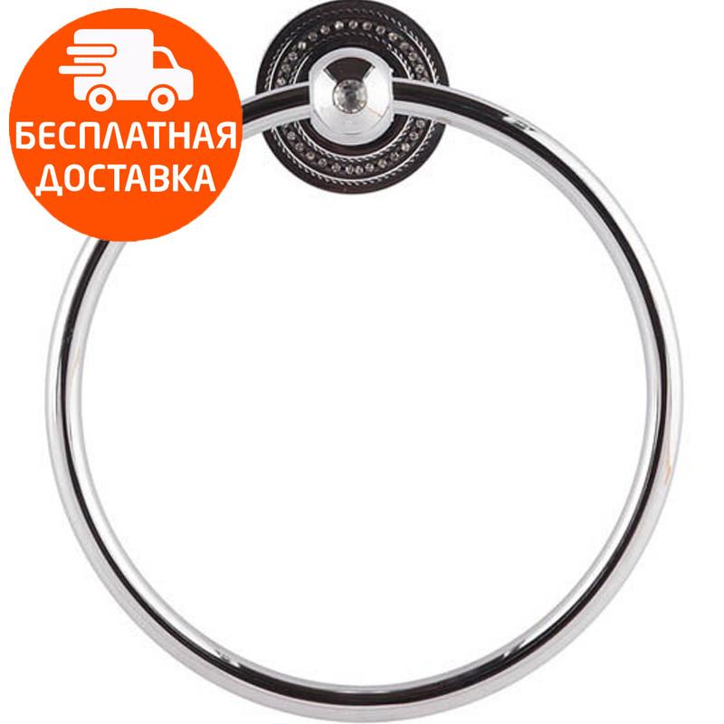 Кольцо для полотенца KUGU Eldorado 804C хром
