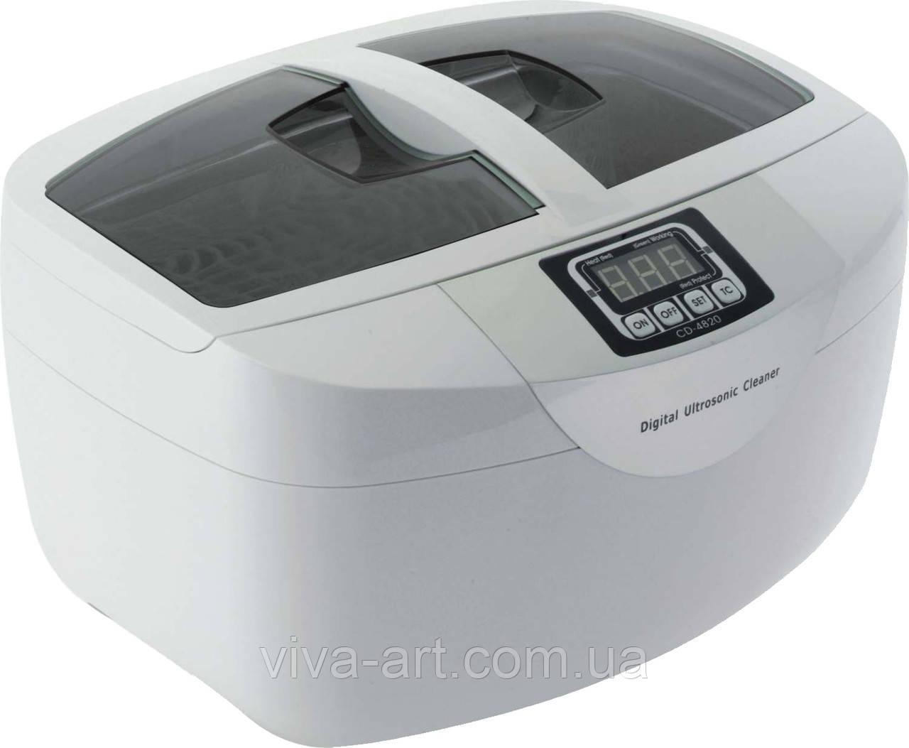 Професійна ультразвукова мийка СD - 4820 (2,5 л)