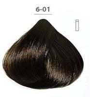 Стойкая гелевая краска DUCASTEL Subtil Gel 6-01- тёмный блондин натуральный пепельный, 50 мл