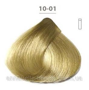 Стойкая гелевая краска DUCASTEL Subtil Gel 10-01- супер светлый блондин натуральный пепельный, 50 мл