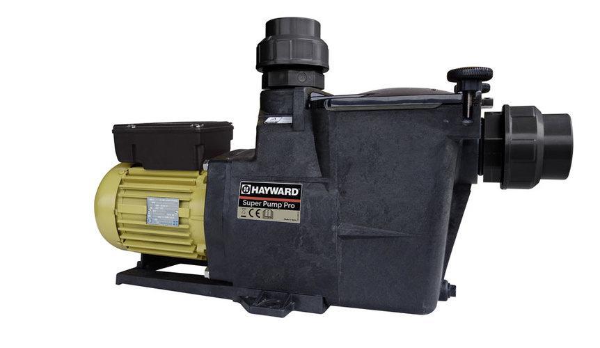 Самовсмоктуючий циркуляційний насос Hayward Super PRO 15-17 м3/г, 220В, 1,1 кВт