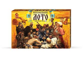 """Настольная игра Лото """"Козацкое"""" 2623, настолка, подарок"""