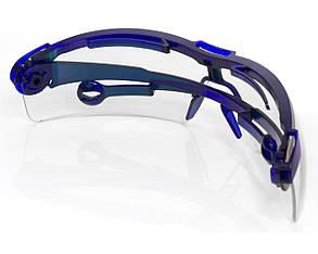 Окуляри захисні Драйвер прозорі (поворотні подовжені дужки, лінза ПК, не потеющее, антицарапина)