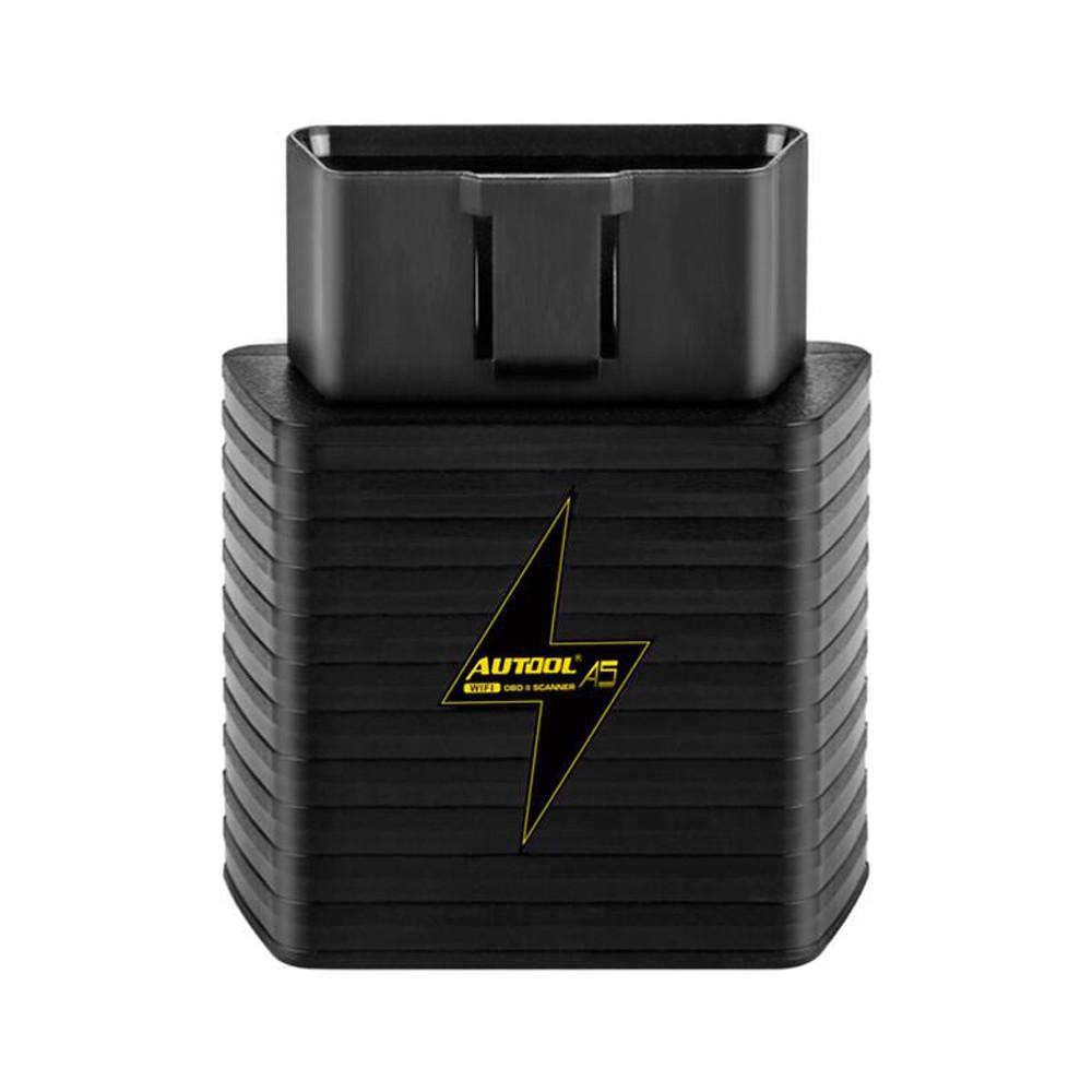 AUTOOL A5 OBD2 Авто Диагностический сканер с WIFI или Bluetooth - 1TopShop