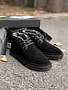 Ботинки мужские UGG Neumel Black, фото 6