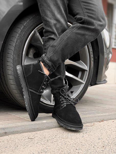 Ботинки мужские UGG Neumel Black