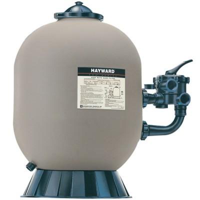 Фільтр піщаний Hayward PRO з боковим клапаном. 895 мм, 350 кг піску США