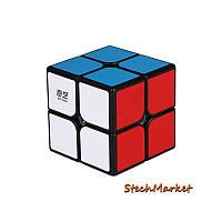 Кубик Рубика 2х2 QiYi QiDi (Черный) EQY509