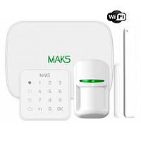 MAKS PRO WiFi комплект беспроводной сигнализации