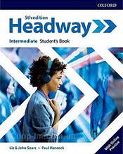 Учебник New Headway 5th Edition Intermediate Student's Book with Online Practice