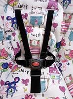 Пятиточечные ремни безопасности универсальные для детей коляски стула