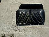 Лопата для уборки зерна, снега (570*310)мм, фото 5