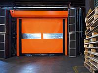 ПВХ ворота DoorHan SpeedRoll SDF скоростного типа для пищевой промышленности, фото 1