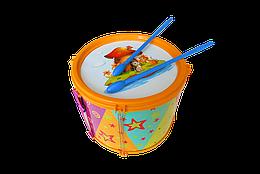 Барабан детский большой МASTERPLAY,  1-004