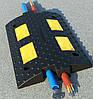 Новинка! Лежачий полицейский ЛП-300 (500х300х55,6мм) с кабель-каналом