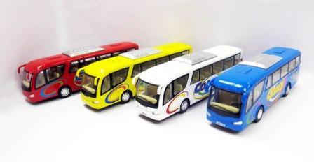 Модель автобус 7 KS7101W