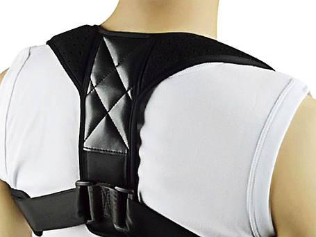 Корректор осанки Energizing Posture Support Черный, фото 2