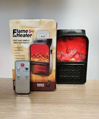 Портативный обогреватель с LCD дисплеем Flame Hearter Plus 500W+пульт
