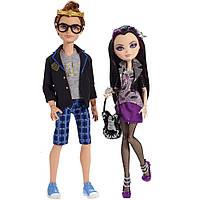Куклы Эвер Афтер Хай Рейвен Квин и Декстер Чарминг (Ever After High Dexter Charming & Raven Queen)