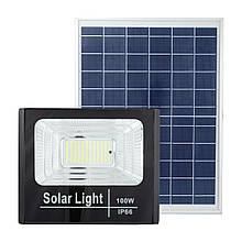 Солнечный светодиодный прожектор Alltop 100 Вт (0837В100)
