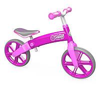 Распродажа! Беговел - велобег Velo Y-volution 12 дюймов 100197 Розовый