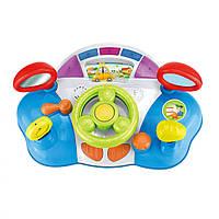 Детская музыкальная игрушка Умный Руль HE0507