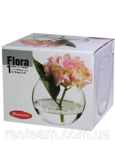 Флора ваза-підсвічник (h-10 см, d-8 см)