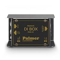 Пассивный DI-Box 1-канал Palmer Pro PAN01