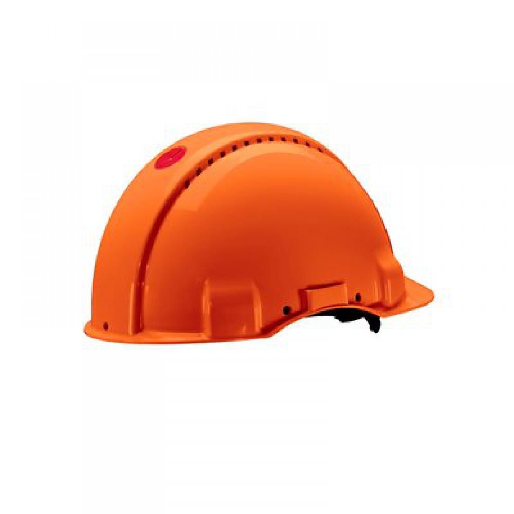 Каска 3М Peltor G3000 (CUV-OR) оранжевая