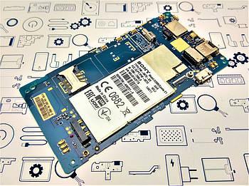 Материнская плата Sony D2005 Xperia E1 512\4Gb оригинал с разборки (100% рабочая)