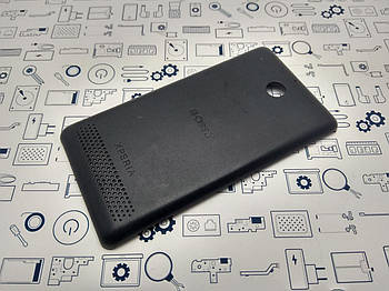 Б.У. Корпус Sony D2005 Xperia E1 крышка задняя черная Оригинал