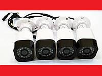 Відеореєстратор DVR KIT HD720 4-канальний (4камеры в комплекті)