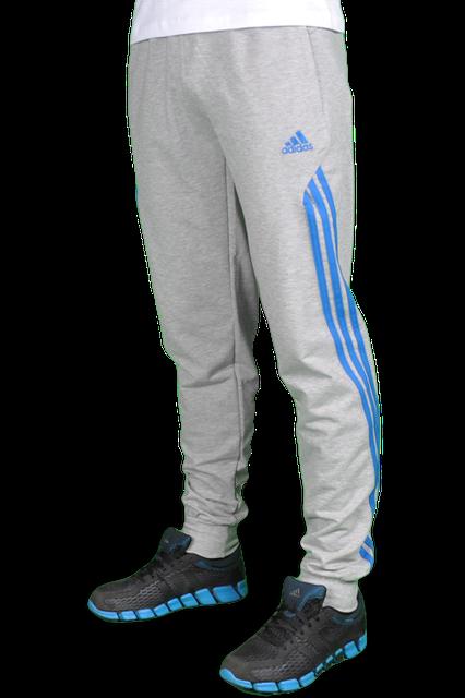 Мужские спортивные брюки (трикотаж, коттон)