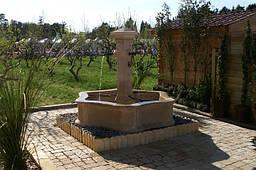 Фонтан для сада Вильяж PIERRA Франция