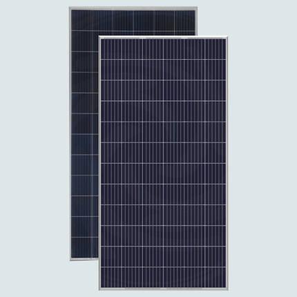 Сонячна батарея (панель) Yingli Solar YL280P 12ВВ Multi-Busbar, Poly, фото 2