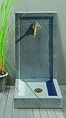 Напольный фонтан для сада Авалон PIERRA Франция
