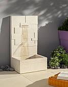 Декоративный фонтан для сада Pierra Франция Экла Щелевой