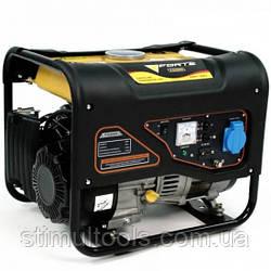 Бензиновый онофазный генератор Forte FG2000