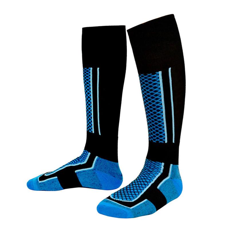 МужчиныЖенскоеСпортутолщаютсядлинныеспортивные Носки Пешие прогулки Дышащие Быстросохнущие Трубка Носки - 1TopShop