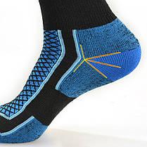 МужчиныЖенскоеСпортутолщаютсядлинныеспортивные Носки Пешие прогулки Дышащие Быстросохнущие Трубка Носки - 1TopShop, фото 3