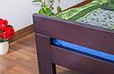 Кровать двуспальная односпальная деревянная 180х200 Массив дуба Ліжко, фото 2