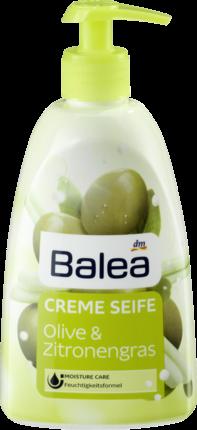 Рідке крем-мило Balea 500 мл Оливка і лимонна трава