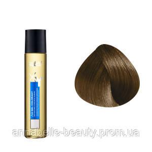 Стойкая безаммиачная гель-краска Subtil XY камуфляж для седины  5-1 - светлый шатен пепельный, 60 мл