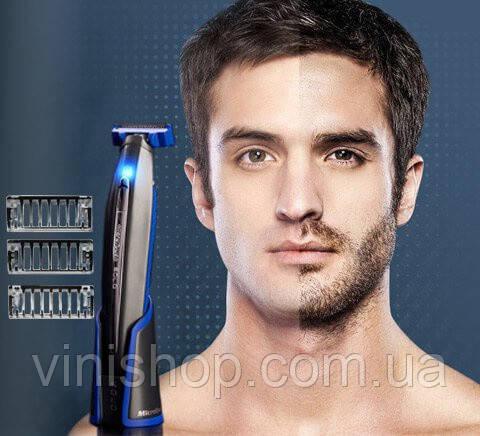 Електоробритва Тример бритва для чоловіків Micro Touch Solo. Бритва, тример, вуса, борода.