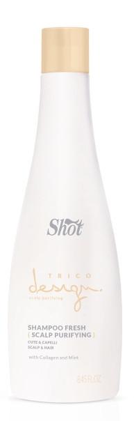 Shot scalp purifying fresh ice shampoo Шампунь fresh ice для кожи головы и волос 250 мл